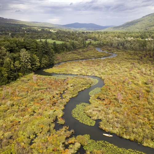 Vermont Drone Photography